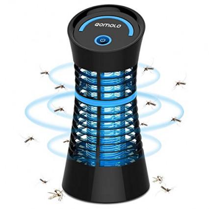 La lampe anti-moustique à UV