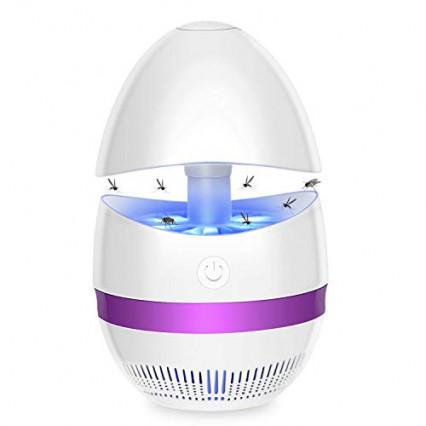 La lampe anti-moustique compact