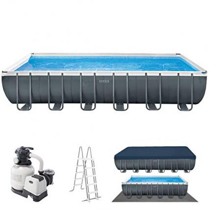 La piscine tubulaire XXL Ultra XTR par Intel