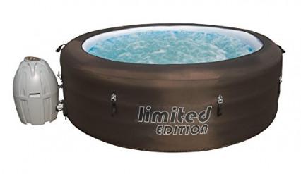 Le spa gonflable pour six personnes, Bestway Limited Edition