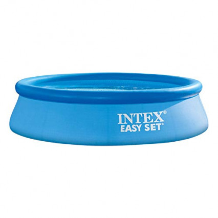 Une piscine autoportante Intex Easy Set