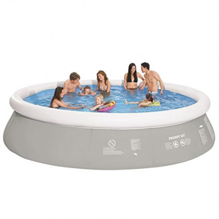 La grande piscine gonflable et autoportée par Vislone