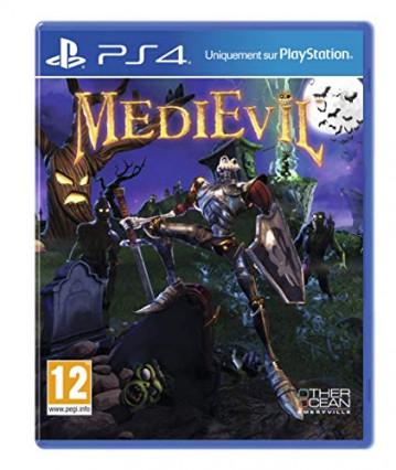 Medievil, le remake du grand classique de la PS1