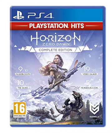 Horizon Zero Dawn Complete Edition, version Hits