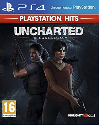 Uncharted, The Lost Legacy, version Hits