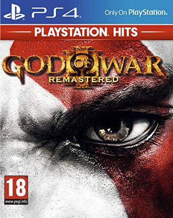 God of War III Remastered, version Hits