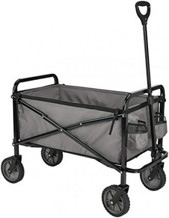 Le chariot de jardin à l'excellent rapport qualité prix