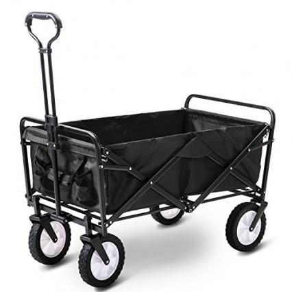 Le chariot pliable