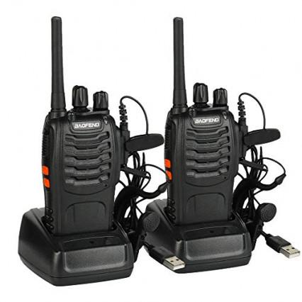 Le duo de talkie-walkies BaoFeng BF-88E