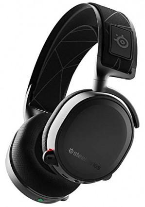 Le casque de jeu sans fil SteelSeries Arctis 7