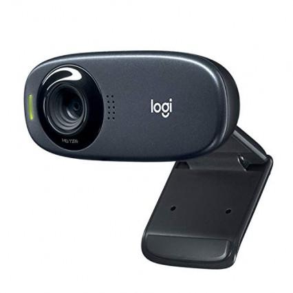 Webcam HD Logitech C310