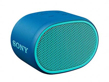 L'enceinte résistante à l'eau Sony SRS-XB01