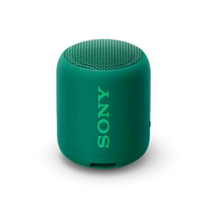 La radio de douche cylindrique Sony SRS-XB12