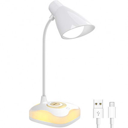 La lampe de lecture façon lampe de chevet