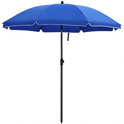 Le parasol droit le plus simple