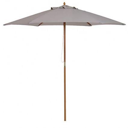 Le parasol en bois