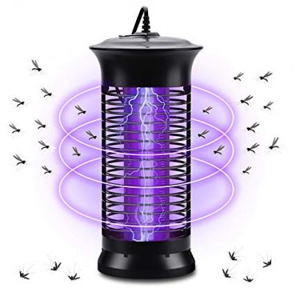 La lampe anti-mouches UV