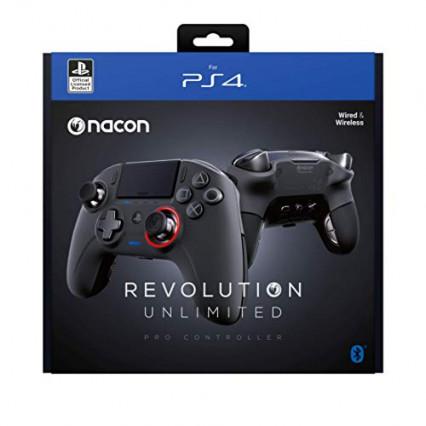 La manette pour les pros Nacon Revolution Unlimited