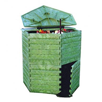Le composteur thermique à grande capacité