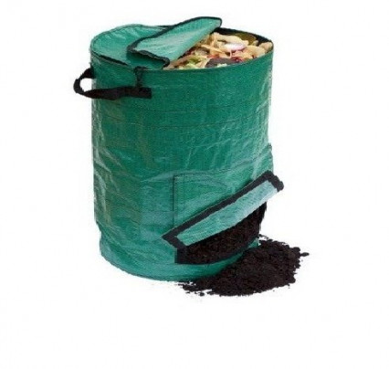 Le composteur pliable