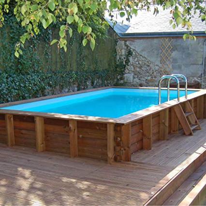 La piscine bois Sunbay Marbella