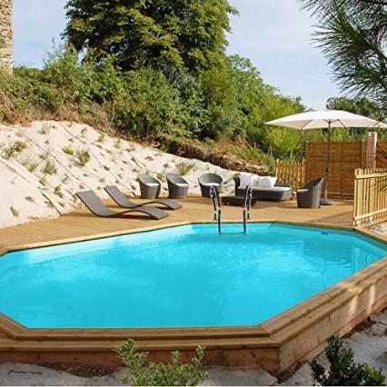 La piscine Sunbay Bois Safran