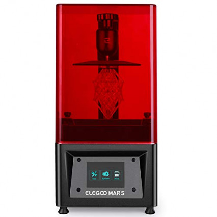 L'imprimante Elegoo Mars à l'excellent rapport qualité/prix