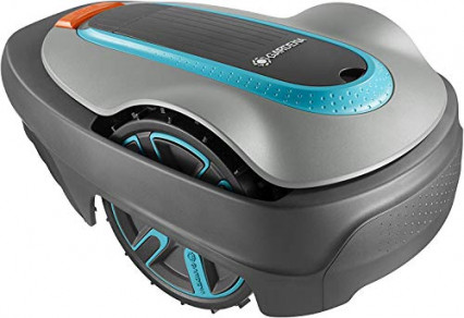 Le robot tondeuse Gardena 15300-47 SILENO City 300