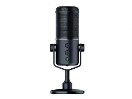 Le microphone à condensateur USB Razer Seiren Elite