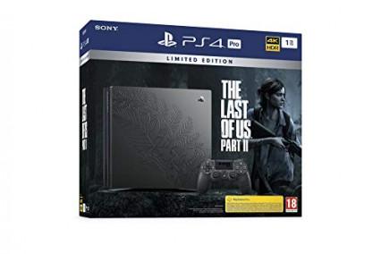 La PlayStation 4 en édition limitée The Last of Us Part II