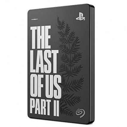 Le disque dur externe The Last of Us Part II par Seagate
