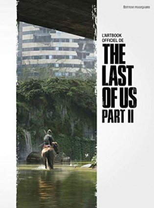 L'artbook officiel de The Last of Us Part II