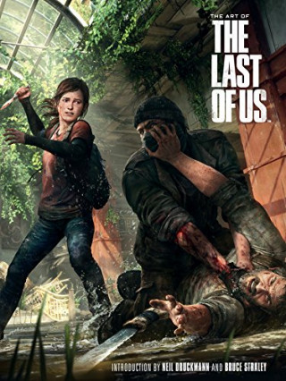 The Art of The Last of Us en anglais