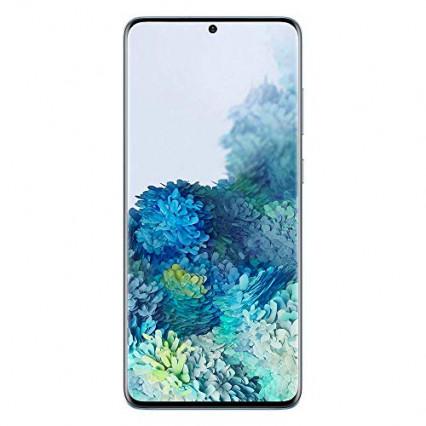 Le grand écran sans bords du Samsung Galaxy S20+