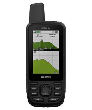 Le GPS outdoor Garmin GPSMAP 66st