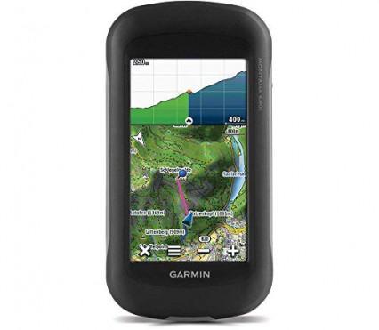Le GPS polyvalent Garmin Montana 680t