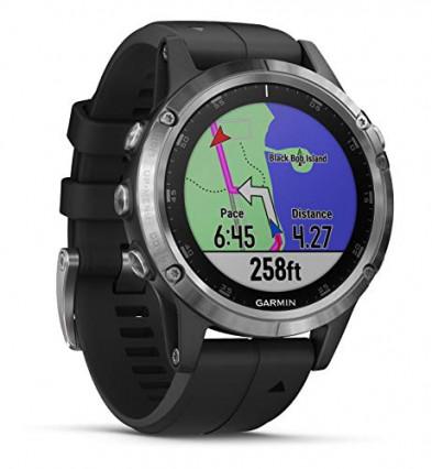 La montre GPS de randonnée Garmin Fenix 5 Plus