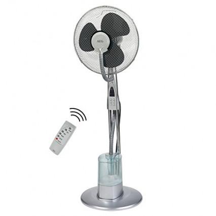 Le ventilateur brumisateur à l'excellent rapport qualité prix