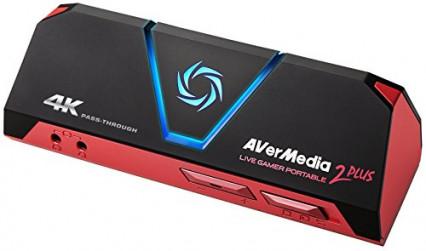 Le boîtier Live Gamer Portable 2 Plus par AverMedia