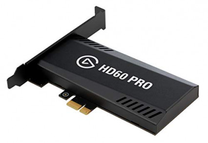 La carte d'acquisition Elgato Game Capture HD60 Pro