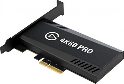 La carte d'acquisition Elgato Game Capture 4K60 Pro MK.2