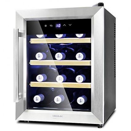 La cave à vin façon mini-bar