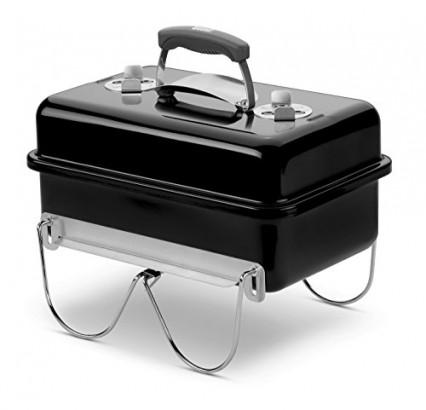 Le barbecue façon valise par Weber