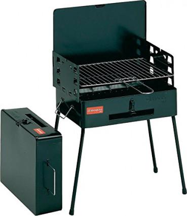 Le barbecue façon valise