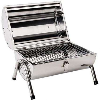 Le barbecue façon coffre-fort