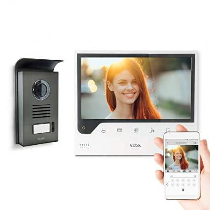 Le visiophone connecté grand écran Extel Connect