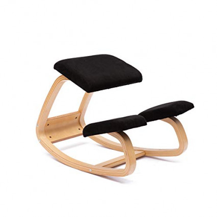 Le tabouret ergonomique pour reposer ses genoux