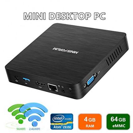 Le mini PC Z83-F par Minis Forum