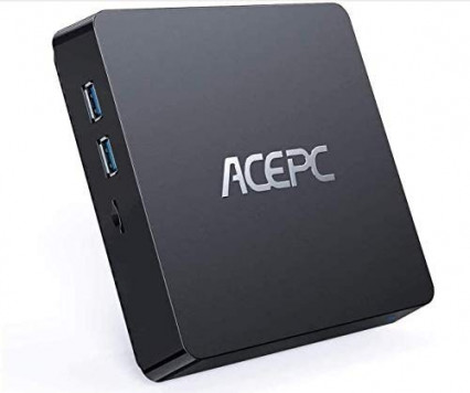 Le mini PC avec Windows 10 Pro ACEPC ASIN
