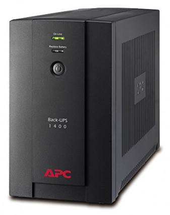 L'onduleur haut de gamme avec logiciel d'arrêt APC BX1400U-FR